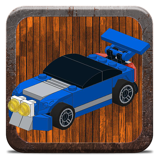 Tiny racers in Bricks  (Unlimited money,Mod) for Android 3.5