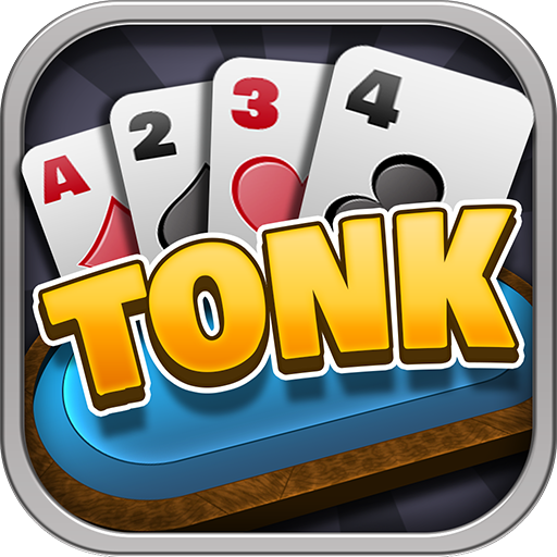 Tonk Online : Multiplayer Card Game  (Unlimited money,Mod) for Android 1.10.2