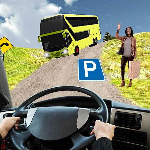 Tourist Coach Sim – Off-road Bus Transport Driver  (Unlimited money,Mod) for Android 1.0
