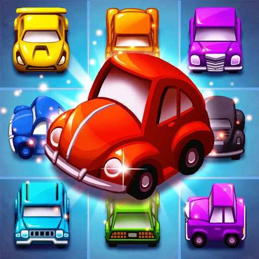 Traffic Puzzle Match 3 & Car Puzzle Game 2021  1.55.1.313 (Unlimited money,Mod) for Android