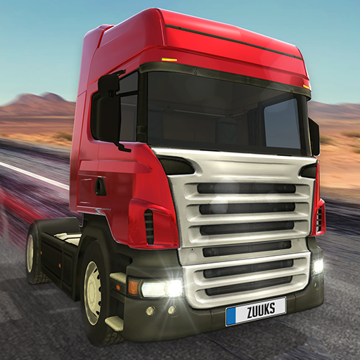 Truck Simulator 2018 : Europe  (Unlimited money,Mod) for Android 1.2.8