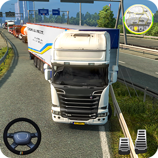 US Heavy Modern Truck: Grand Driving Simulator 3D  (Unlimited money,Mod) for Android 1.0