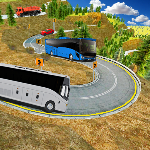 Ultimate Coach Bus Simulator 2019: Mountain Drive  (Unlimited money,Mod) for Android 1.3.2