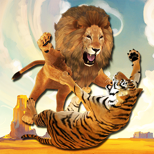 Ultimate Lion Vs Tiger: Wild Jungle Adventure (Unlimited money,Mod) for Android 1.3