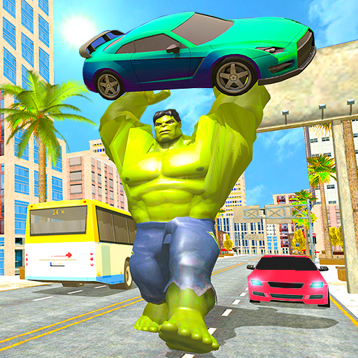Unbelievable Superhero monster fighting games 2020  (Unlimited money,Mod) for Android 1.1