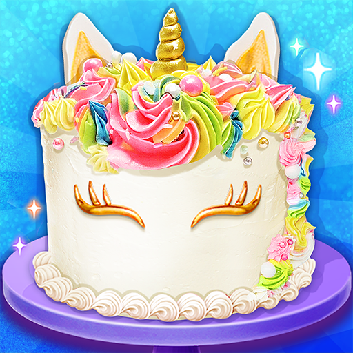 Unicorn Food – Cake Bakery  (Unlimited money,Mod) for Android 2.1