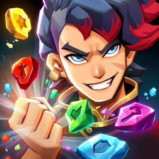 Valiant Tales: Puzzle RPG  1.7.1 (Unlimited money,Mod) for Android