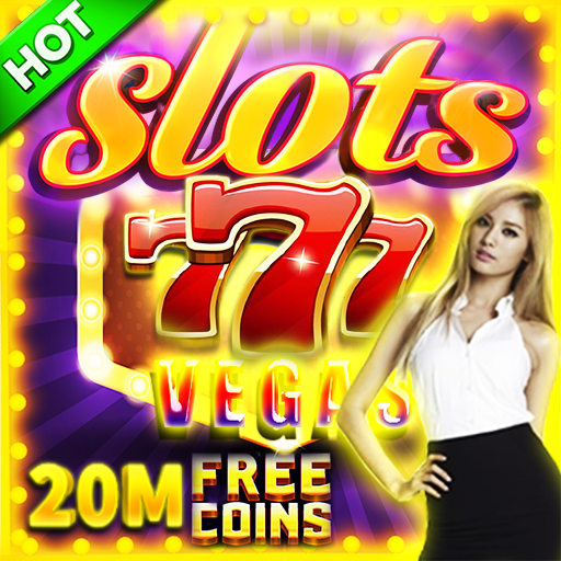 Vegas Slots – Las Vegas Slot Machines & Casino  (Unlimited money,Mod) for Android 17.6