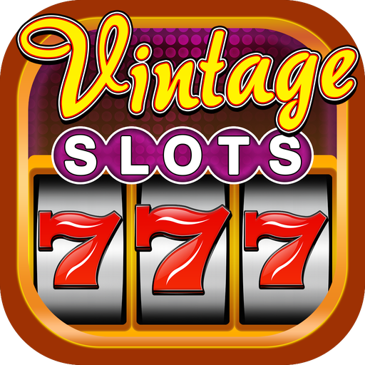 Vintage Slots Las Vegas!  (Unlimited money,Mod) for Android 1.45