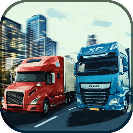 Virtual Truck Manager – Tycoon trucking company  (Unlimited money,Mod) for Android 1.1.35