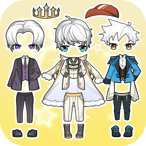 Vlinder Boy: Dress Up Games Character Avatar  (Unlimited money,Mod) for Android 2.4.1
