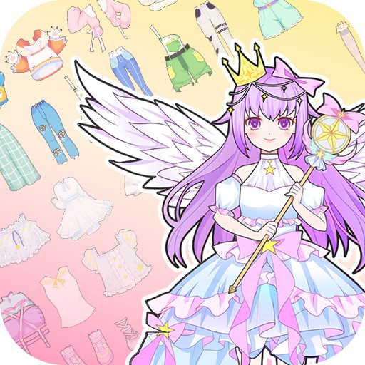 Vlinder Princess – Dress Up Party, Avatar Fairy  (Unlimited money,Mod) for Android 1.3.1