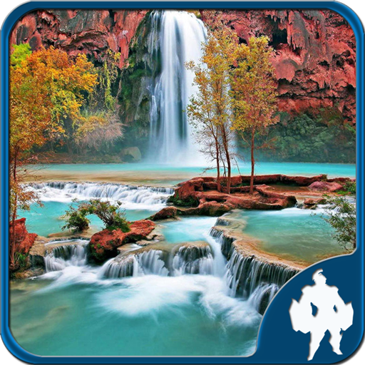 Waterfall Jigsaw Puzzles  (Unlimited money,Mod) for Android 1.9.17