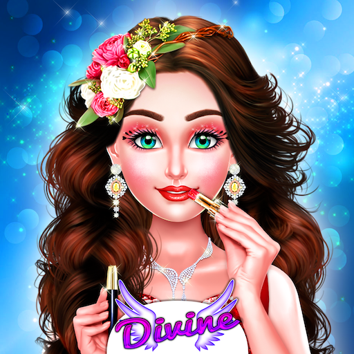 Wedding Stylist Dress up and Makeup Salon  (Unlimited money,Mod) for Android 1.4