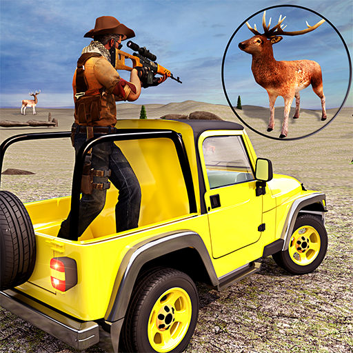 Wild Deer Hunter :Sniper Animal Shooting 3D Games  (Unlimited money,Mod) for Android 1.0.13