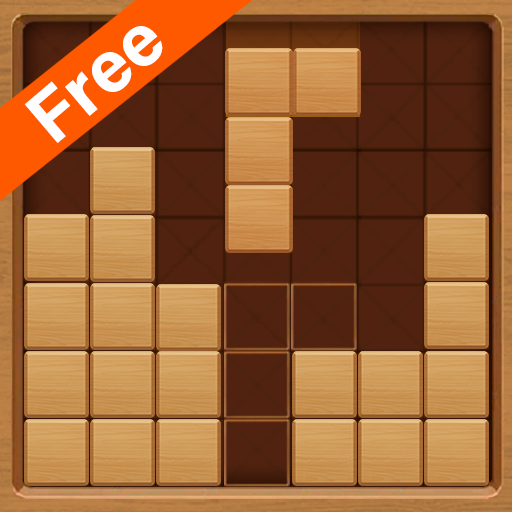 Wood Block Puzzle (Unlimited money,Mod) for Android