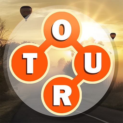 Word Travel:World Tour via Crossword Puzzle Game  (Unlimited money,Mod) for Android 3.42