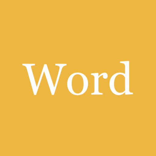 Word  (Unlimited money,Mod) for Android 2.0