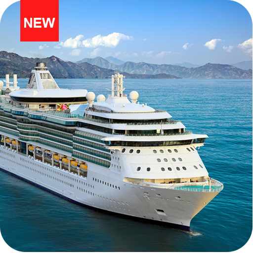 World Cruise Cargo Big Ship:Passenger Ferry Sim 20  (Unlimited money,Mod) for Android 1.0.2