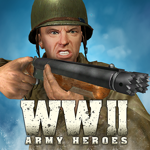 World War 2 Frontline Heroes: WW2 Commando Shooter  (Unlimited money,Mod) for Android 1.2.3