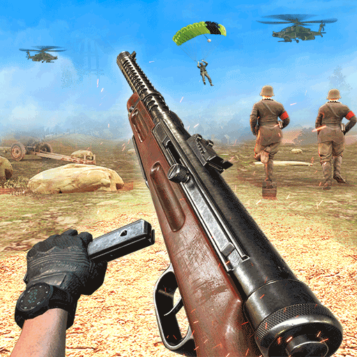 World War Survival Heroes:WW2 FPS Shooting Games  (Unlimited money,Mod) for Android 3.1.2