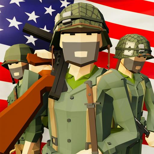 World War  (Unlimited money,Mod) for Android 1.23