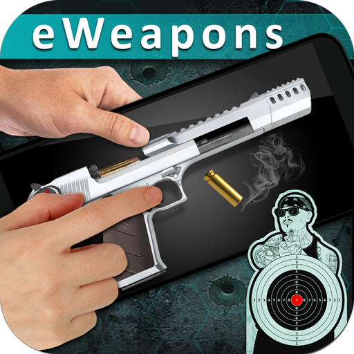 eWeapons™ Gun Weapon Simulator – Guns Simulator  (Unlimited money,Mod) for Android 1.5.2