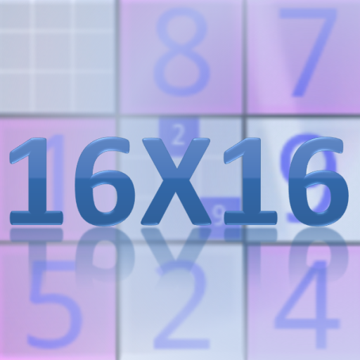 16×16 Sudoku Challenge HD 3.8.5 (Unlimited money,Mod) for Android