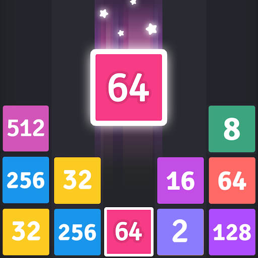 2048 Merge Number  (Unlimited money,Mod) for Android 1.0.8