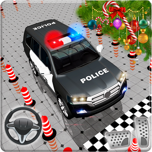 Advance Police Parking – Smart Prado Games  (Unlimited money,Mod) for Android 1.3.1
