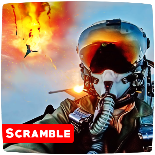 Air Scramble Interceptor Fighter Jets  1.3.3.1 (Unlimited money,Mod) for Android