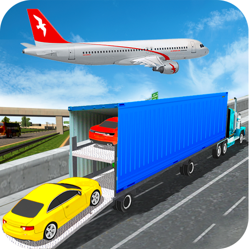 Airplane Car Transport Driver: Airplane Games 2020  (Unlimited money,Mod) for Android 1.17