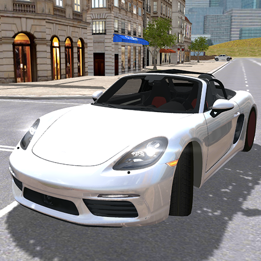 American City Fast Car Driving 2020  (Unlimited money,Mod) for Android 1.4