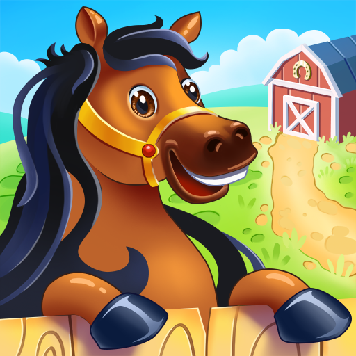Animal Farm for Kids. Toddler games.  2.1.4 (Unlimited money,Mod) for Android