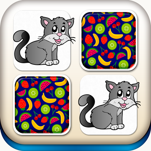 Animals Matching Game For Kids  (Unlimited money,Mod) for Android 26.0
