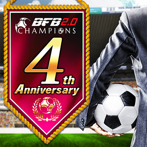 BFB Champions 2.0 ~Football Club Manager  3.9.1 (Unlimited money,Mod) for Android