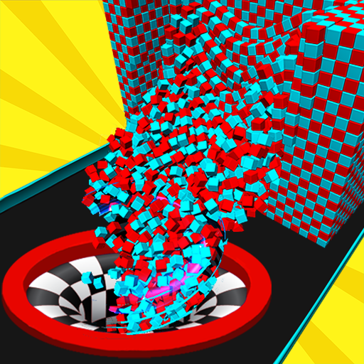 BHoles: Color Hole 3D 1.4.0 (Unlimited money,Mod) for Android