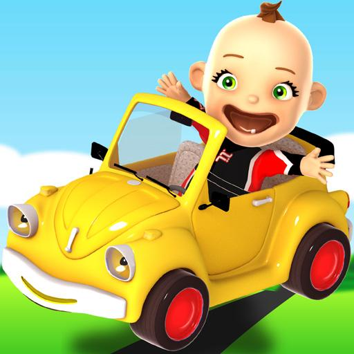 Baby Car Fun 3D – Racing Game  (Unlimited money,Mod) for Android 210108