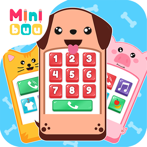 Baby Phone Animals (Unlimited money,Mod) for Android 1.6.3