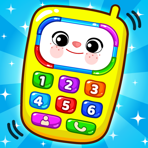 Baby Phone for toddlers – Numbers, Animals & Music  (Unlimited money,Mod) for Android 3.3