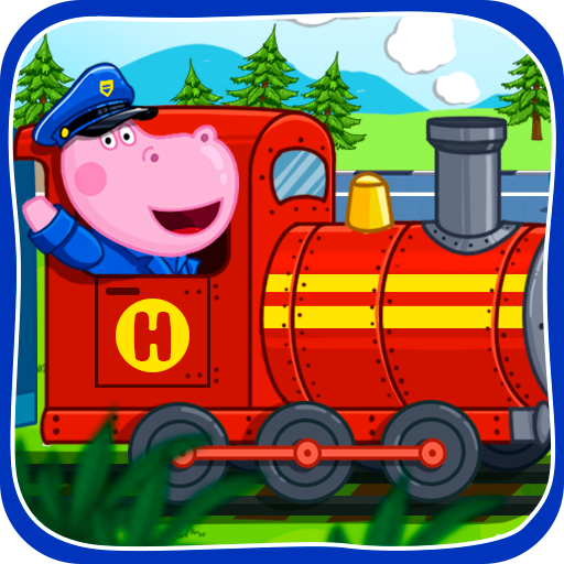 Baby Railway-Train Adventure  (Unlimited money,Mod) for Android 1.3.7