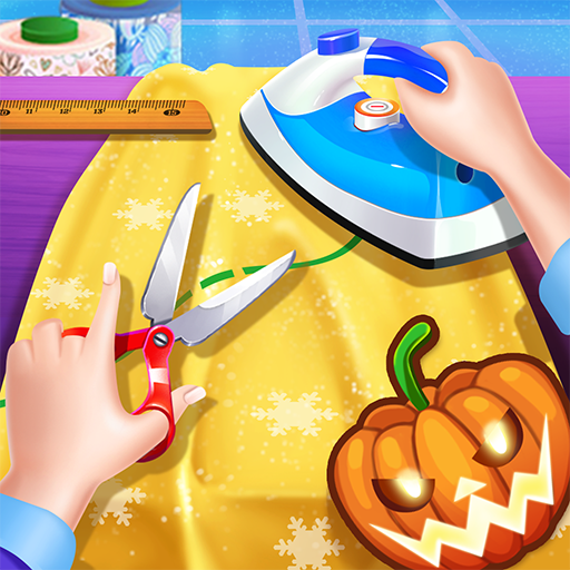 🎃👻Baby Tailor 5 – Happy Halloween  (Unlimited money,Mod) for Android 3.6.5026