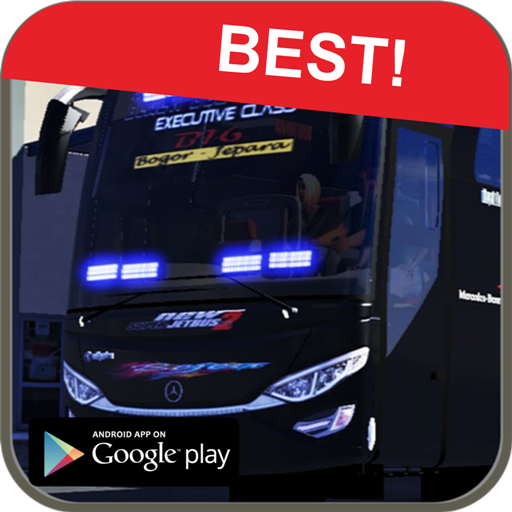 Bejeu Bus Indonesia Telolet  (Unlimited money,Mod) for Android 3.0