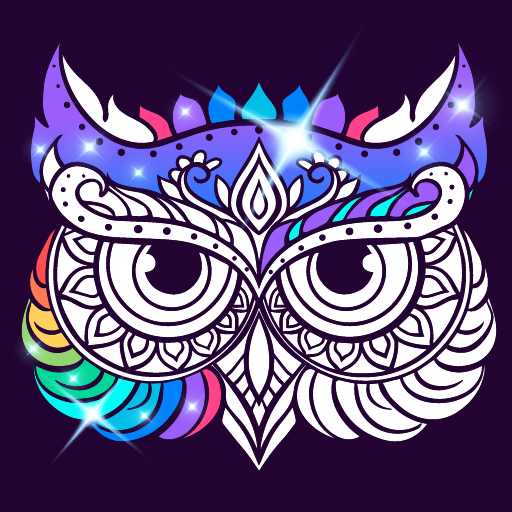 Best Coloring pages For Adults  (Unlimited money,Mod) for Android 3.6