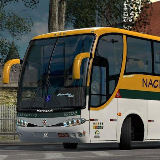 Big Real Bus Simulator 2020 3 (Unlimited money,Mod) for Android