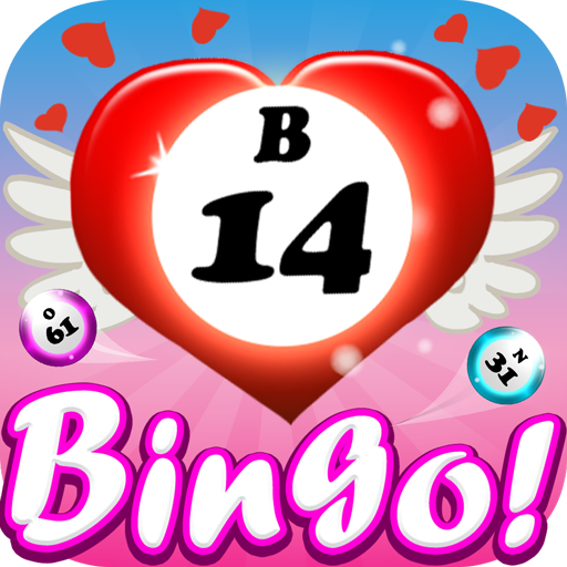 Bingo St. Valentine's Day  (Unlimited money,Mod) for Android 7.20.0