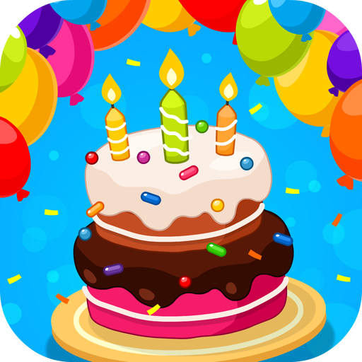 Birthday – fun children's holiday  (Unlimited money,Mod) for Android 1.1.8