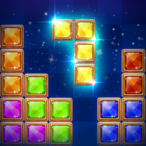 Block Ocean Puzzle  8 (Unlimited money,Mod) for Android