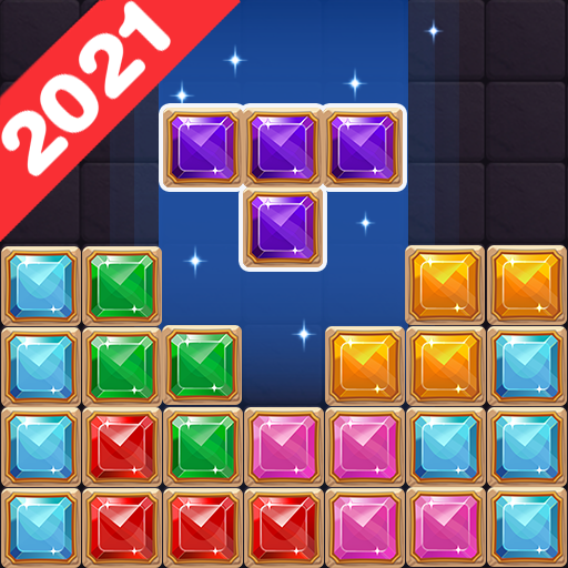 Block Puzzle Jewel  (Unlimited money,Mod) for Android 1.0023
