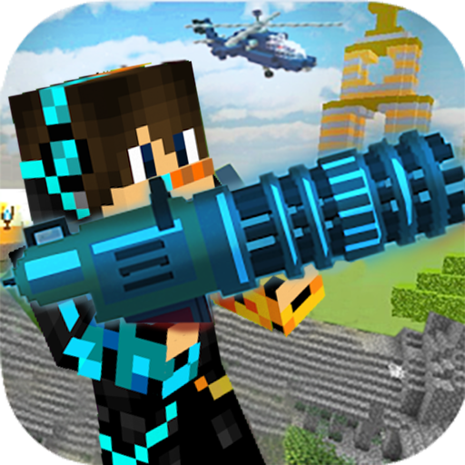 Block Wars Survival Games  (Unlimited money,Mod) for Android 1.48